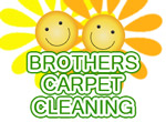 brothers carpet cleaning logo image